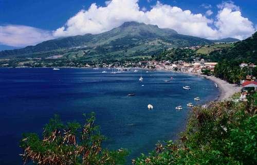 Projet à long terme : World Tour Martinique1