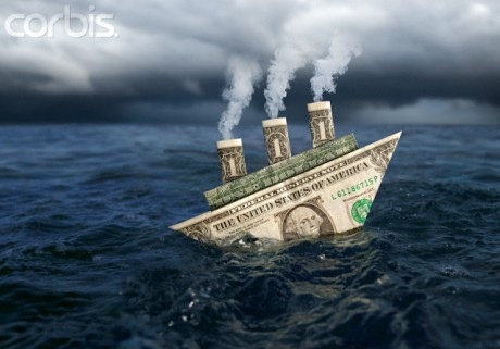 US Dollar as a Sinking Ship