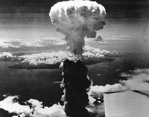 Bombe atomique sur Hiroshima