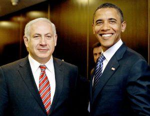 Obama et Netanyahu