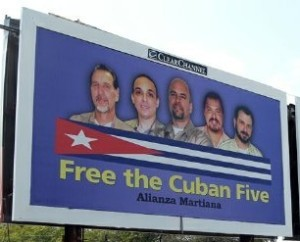 Antonio Guerrero est l'un des cinq antiterroristes cubains emprisonnés à Miami.