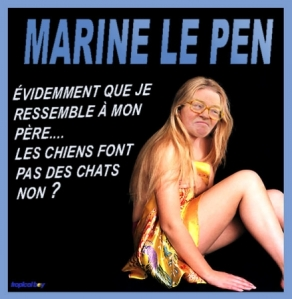 Le Pen tropicalboy