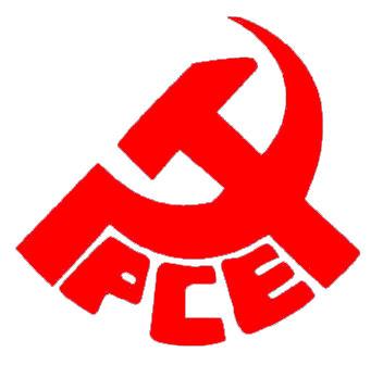 Parti Communiste d'Espagne Partido Comunista de espana