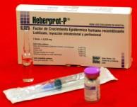 Hebert-prot P médicament cubain
