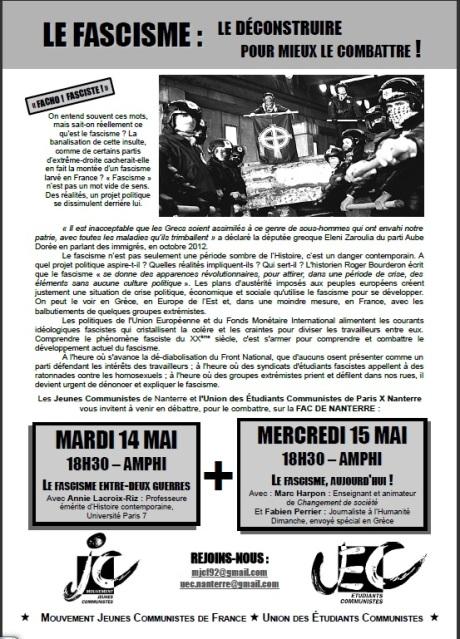 Semaine de l'antifascisme